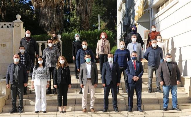 Kilis'te 24 Kasım Öğretmenler Günü etkinlikleri