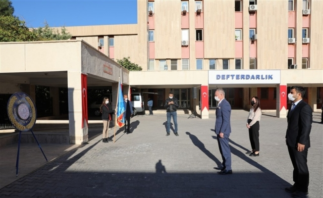 Mardin'de Öğretmenler Günü kutlandı