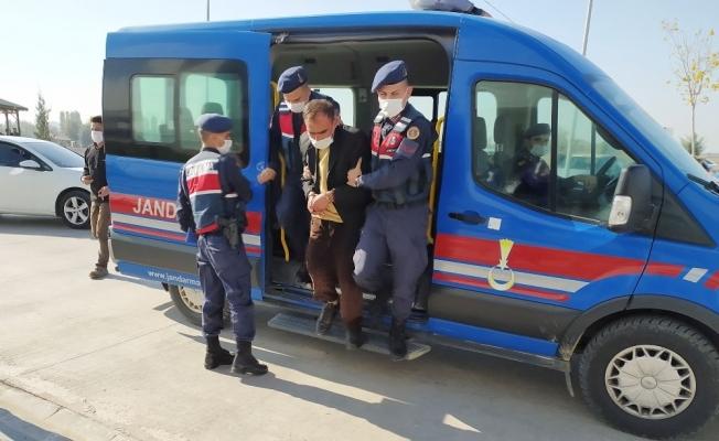 Otostopla 21 camiden hırsızlık yapan şahıs tutuklandı