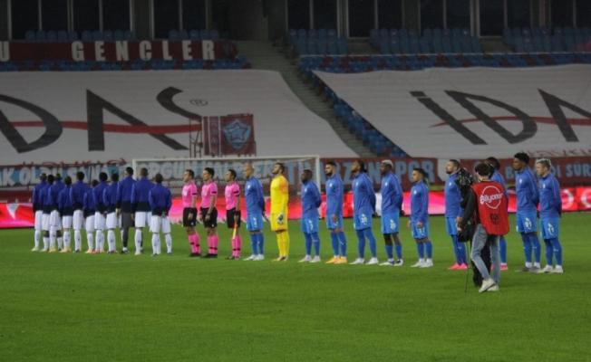 Süper Lig: Trabzonspor: 1 - Büyükşehir Belediye Erzurumspor: 0