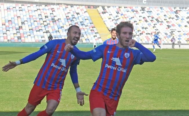 TFF 1. Lig: Altınordu: 1 - İstanbulspor: 0