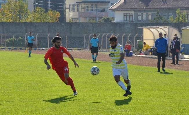 TFF 3. Lig: Fatsa Belediyespor : 0 - Diyarbekirspor : 0