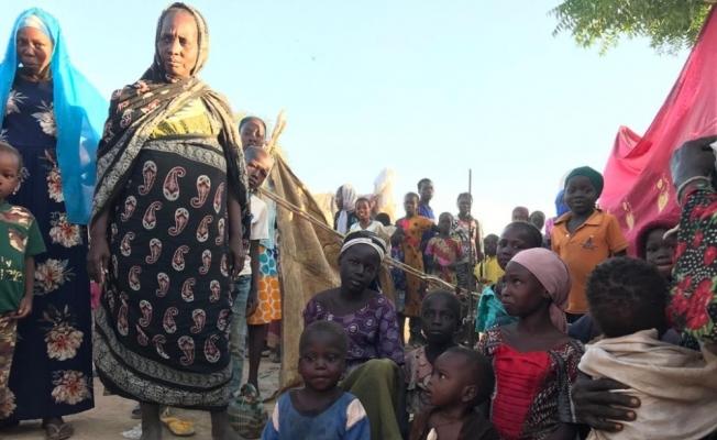 Tut Elimi Derneği, Afrika'daki çalışmalarına devam ediyor