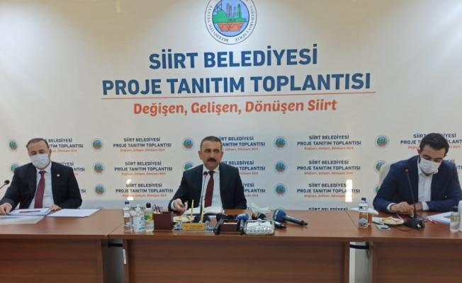 Vali Hacıbektaşoğlu basın mensupları ile bir araya geldi