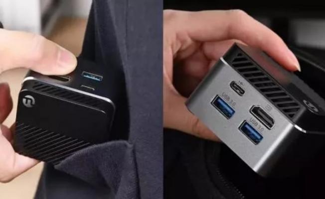 Xiaomi'nin cebe sığan mini bilgisayarı satışa çıktı