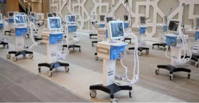 Yerli solunum cihazı Türkiye'ye 90 milyon dolar kazandırdı