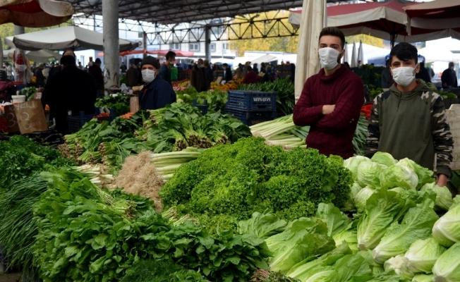 Covid-19 doğal sebze ve meyveye ilgiyi arttırdı