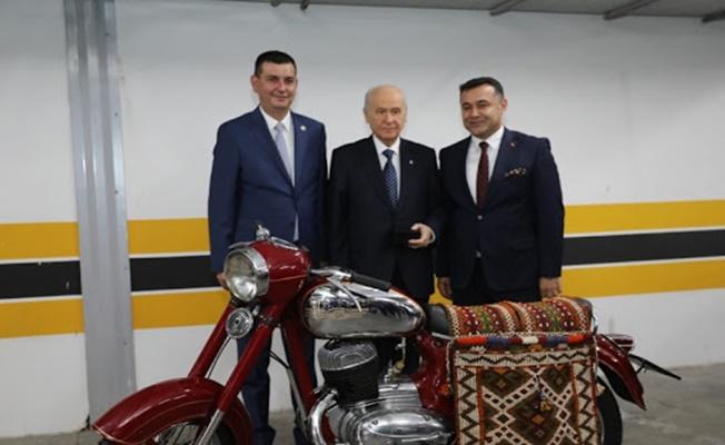 """""""Ad gününüz kutlu olsun, Türkmen Beyimiz"""""""