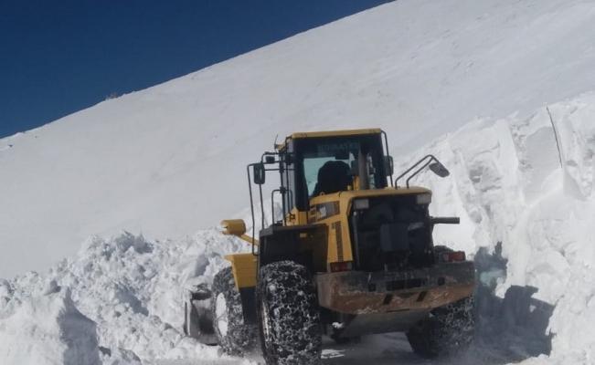 Adıyaman'da kapalı köy yolu sayısı 11'e düştü