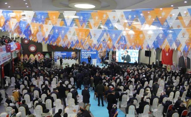 AK Parti Bingöl İl Başkanlığı 7. Olağan Kongresi yapıldı