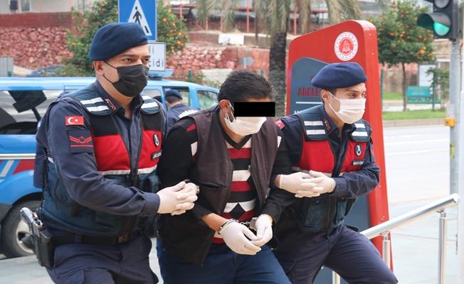 Alanya'da ağabeyini öldüren şahıs tutuklandı!