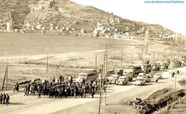 İşte 54 yıl önceki Alanya