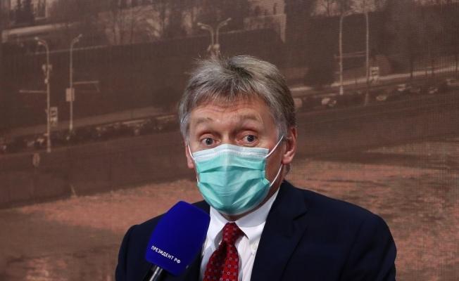 """Kremlin Sözcüsü Peskov: """"Biden'ın New START anlaşmasını genişletme çabalarını memnuniyetle karşılıyoruz"""""""