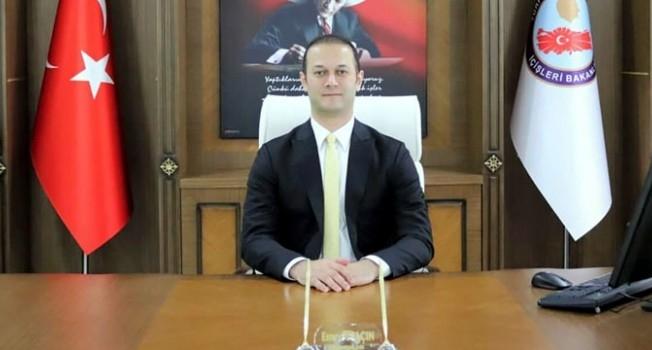Malazgirt Kaymakamı Yalçın Mardin'e atandı