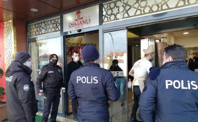 """Sakarya'da 598 polis ile """"Güven Huzur Uygulaması"""""""