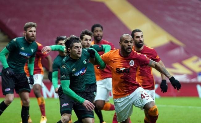 Süper Lig: Galatasaray: 6 - Denizlispor: 1 (Maç sonucu)