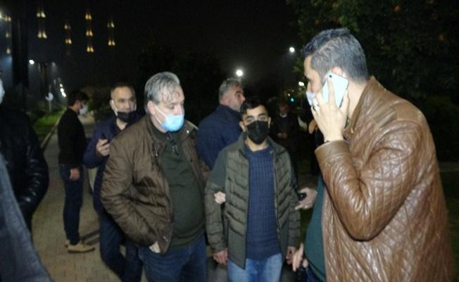 Suriyeliyi bıçaklayarak kaçan 2 şüpheli yakalandı