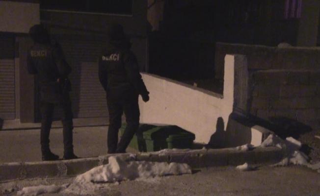 Tabutu gören polisi aradı, gerçek bambaşka çıktı