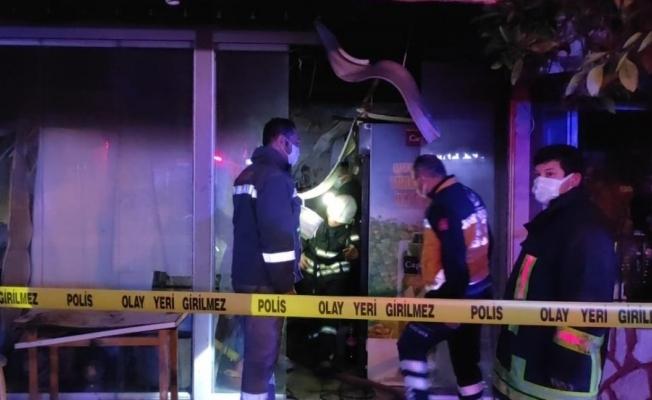 Düdüklü tencerenin patlaması sonucu bir kişi yanarak can verdi