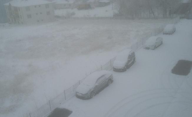 Varto'da 99 köy ve 50 mezranın yolu ulaşıma kapandı