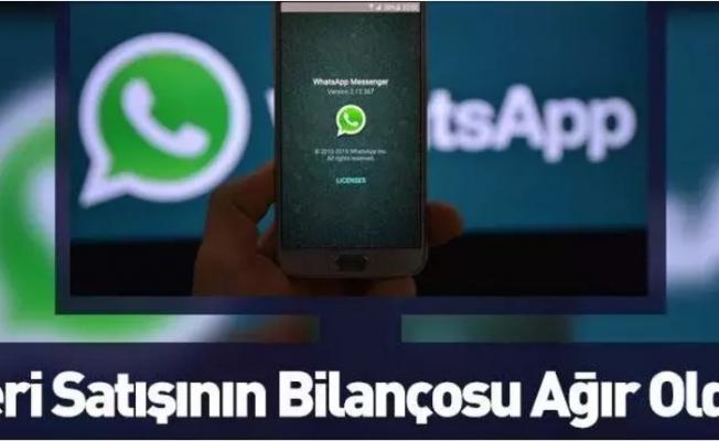 WhatsApp, kullanıcılarını kaybediyor