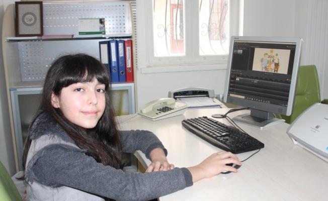 5. sınıf öğrencisi İpek, dünya birincisi oldu