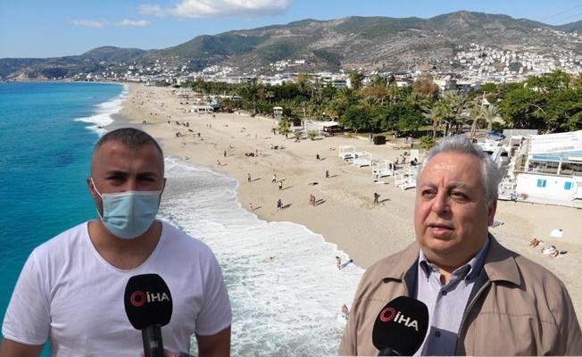 Alanya'nın Kleopatra Plajı Avrupa sıralamasına girdi