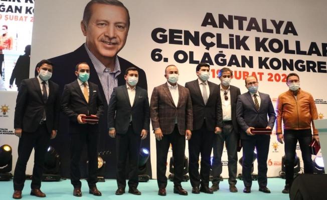 """Bakan Çavuşoğlu: """"Bugün biz oyun kuruyoruz"""""""