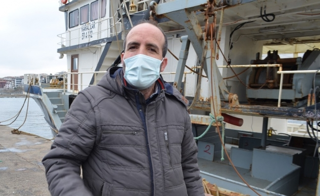 Balıkçıların salyadan sonra 'Fişbom' sorunu