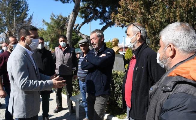 Başkan Günel, Soğucak Mahallesi sakinleriyle buluştu