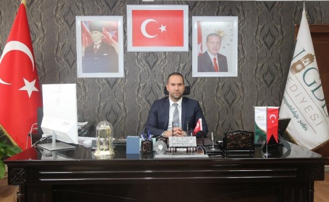 Başkan Özdemir'in Regaip Kandili Kutlama Mesajı