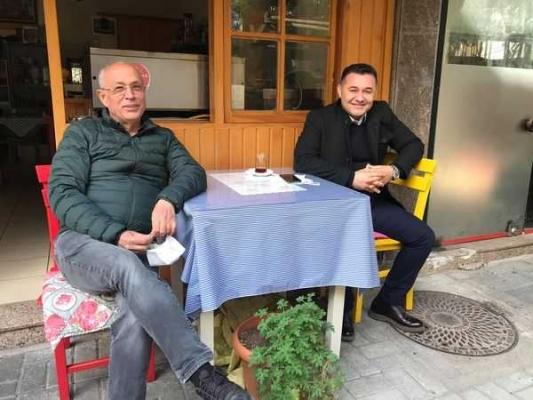 Başkanlar buluştu! Gündem Alanya turizmi