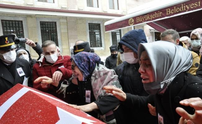 Gara şehidi Eskişehirli Mevlüt Kahveci son yolculuğuna uğurlandı