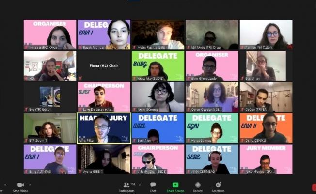 GKV'liler Avrupa Gençlik Parlamentosu (EYP) üyeliğine seçildi