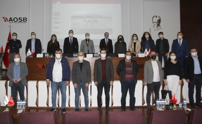 Kamu - AOSB - Üniversite İşbirliği toplantısı