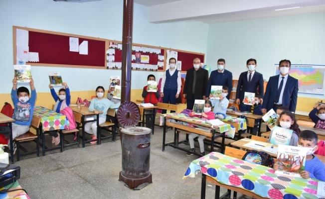 Karaman'da köy okulları için ders zili çaldı
