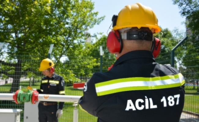 Kayserigaz, güvenli doğal gaz kullanımı konusunda abonelerini bilgilendirdi