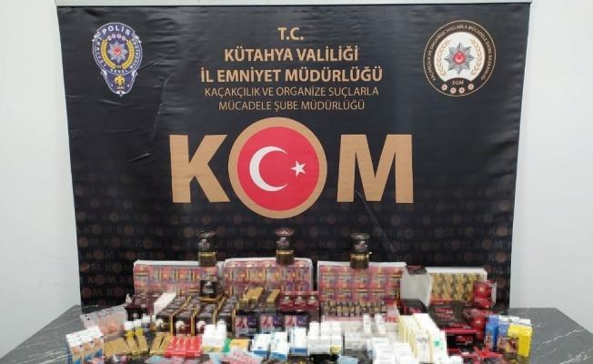 Bin 65 adet kaçak cinsel içerikli ürün ele geçirildi