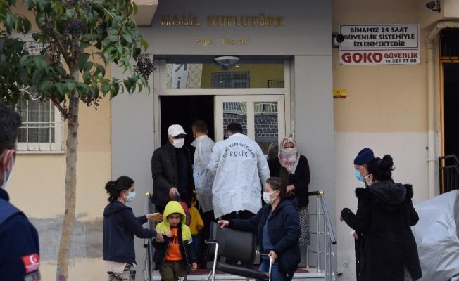 Malatya'da balkondan düşen kadın hayatını kaybetti