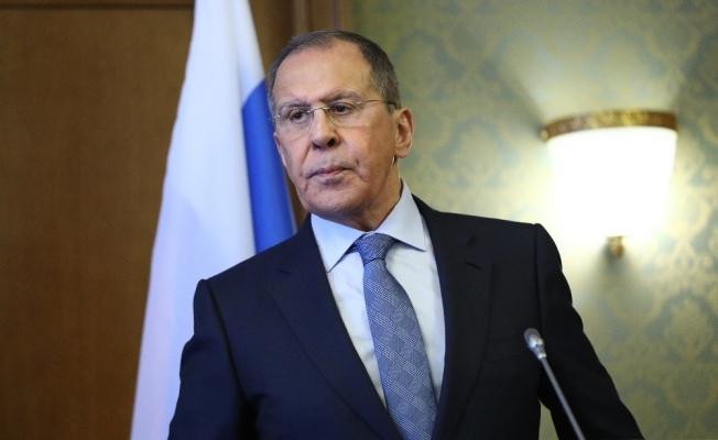 """Rusya Dışişleri Bakanı Lavrov: """"Avrupa'dan hiçbir yere gitmiyoruz"""""""