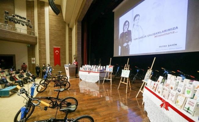 Sağlık çalışanları temalı yarışmanın ödül töreni gerçekleşti