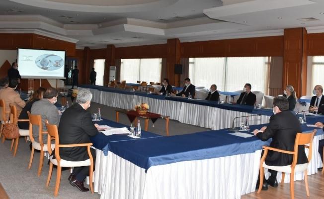 Sağlık Turizmi istişare toplantısı yapıldı