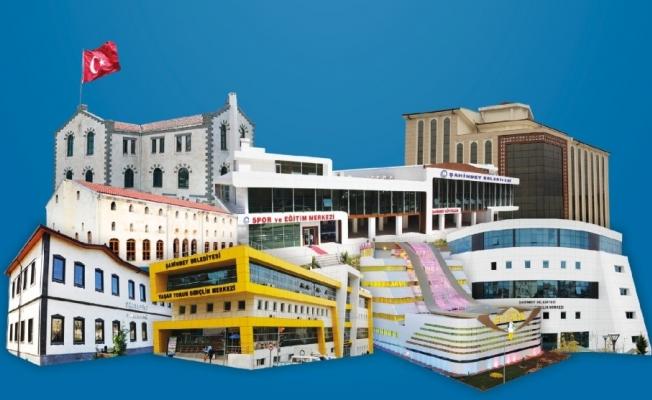 Şahinbey'de 11 olan sosyal tesis sayısı 196'ya çıktı