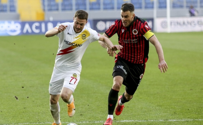 Süper Lig: Gençlerbirliği: 1  - Yeni Malayatspor: 1 (Maç sonucu)