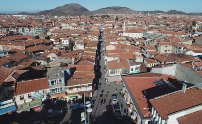 Tarihi çarşının çehresi büyükşehirle değişecek