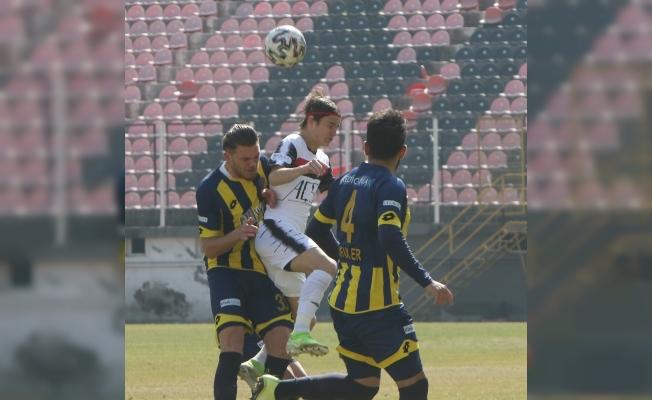 TFF 3. Lig: Manisaspor: 0 Bucaspor 1928: 1