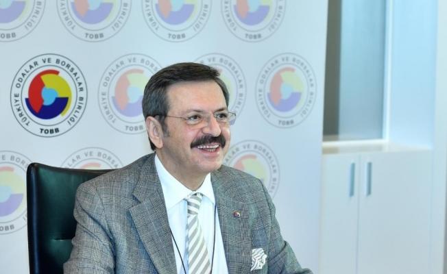 TOBB Gaziantep müşterek istişare toplantısı yapıldı
