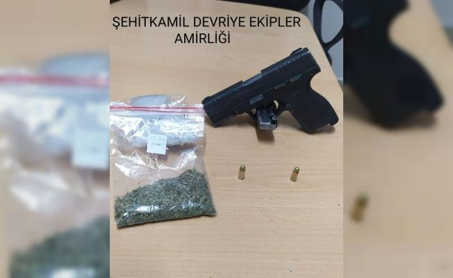 Uyuşturucu taciri ve hırsızlık şüphelisi 16 şahıs tutuklandı