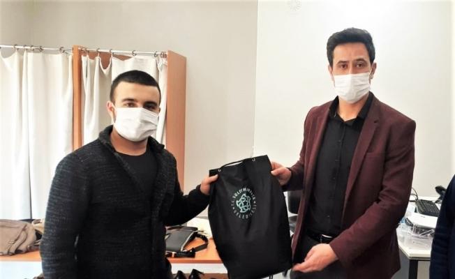 Vatani görevini yapacak gençlere destek Süleymanpaşa Belediyesinden