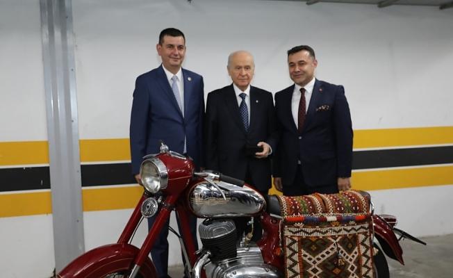 Yücel ve Türkdoğan büyük kurultaya gidiyor